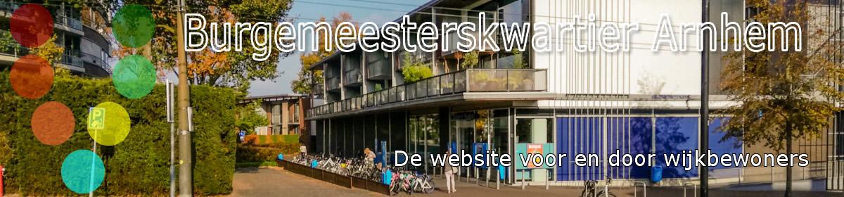 Burgemeesterswijk Arnhem