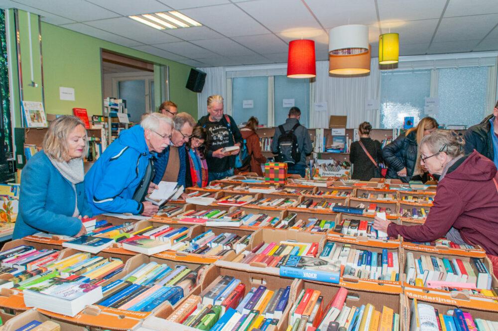 Jaarlijkse Boekenmarkt en Kunstmarkt