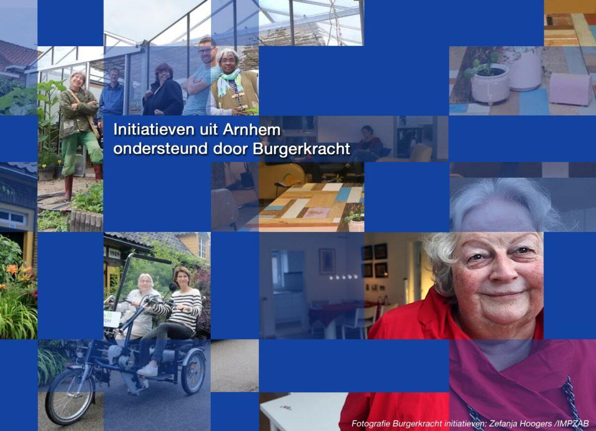 Organiseren ontmoeting of helpen van Arnhemmers in 2021?