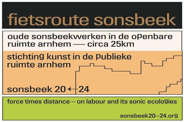 Fietsroute Sonsbeek 20-24