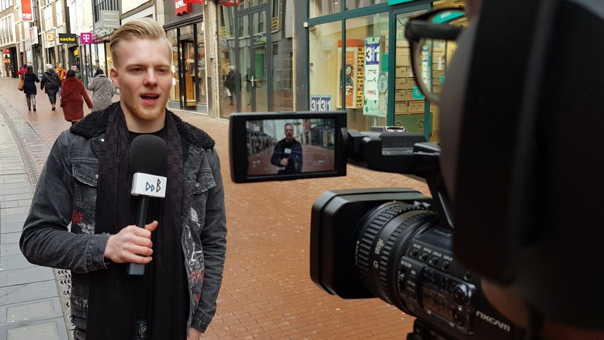 Bij Beeldbrengers brengen jongeren Arnhem in beeld.